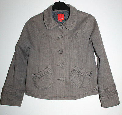 s.Oliver Girls' Jacket Size S (Up to 140cm) EXCL COND