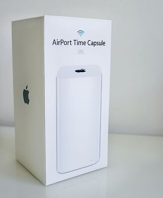 Apple Airport Time Capsule 2TB 802.11 AC Modello A1470 NAS ME182Z/A Nuovo  ❗