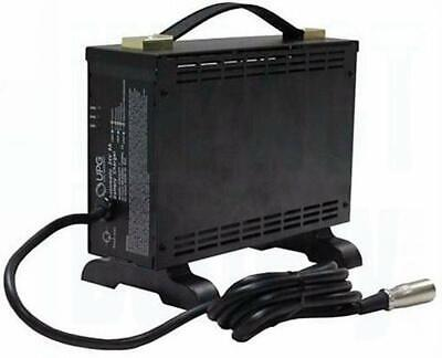 24 Volt 8 Amp Connector: XLR Battery Charger for Many Power Wheelchairs 110 Volt