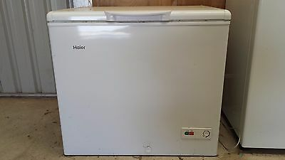 Haier HCF264 258L Chest Freezer