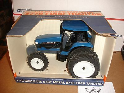 1/16 ford 8770 toy tractor