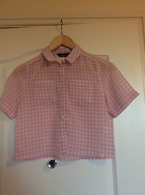 Girls New Look Blouse Age 11
