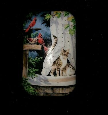 Persis Clayton Weirs - Wild Wings Jewelry Box