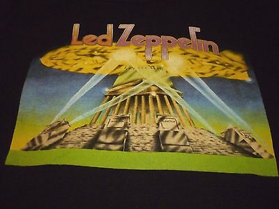 Led Zeppelin Shirt XL ) Nice Condition!!!