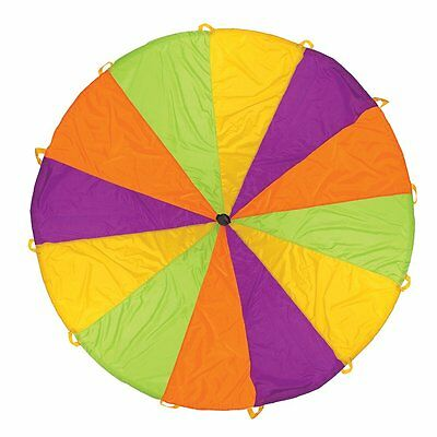 Pacific Play Tents Playchute 10-Feet Parachute, Colors and Designs May Vary