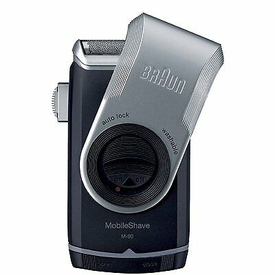 Braun M90 Mobile Shave (Black)