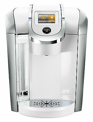 Keurig K400 Hot Brewing System, White