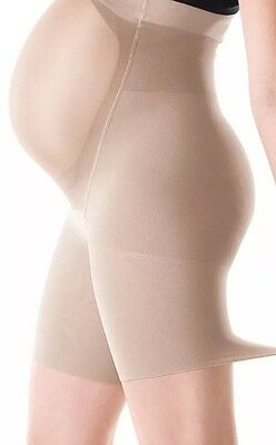 SPANX Maternity Shorts Size-A Color- Beige