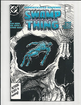 Swamp Thing #56 (Jan 1987, DC)