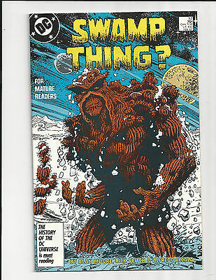 Swamp Thing #57 (Feb 1987, DC)