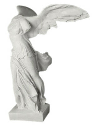 """Winged Victory Nike of Samothrace Statue Sculpture 20"""" Replica Reproduction"""