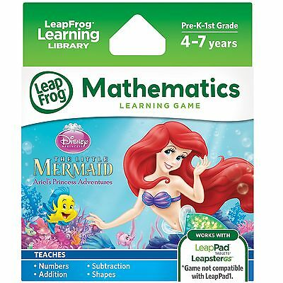 Leapfrog Disney The Little Mermaid Learning Game (for LeapPad Tablets and Leapst