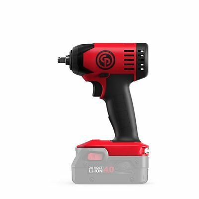 Chicago Pneumatic Tool CP8828 3/8-Inch Cordless Impact Wrench, Red/Black