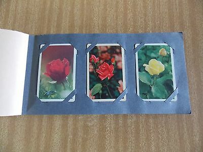 Swap playing cards 1 Album with 72 Roses #1