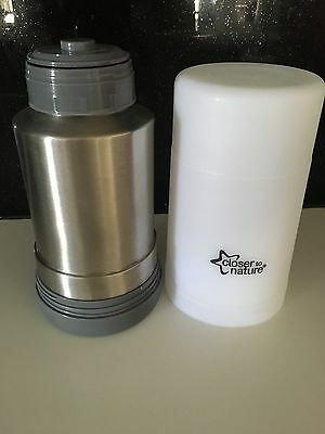 Tommee Tippee - Closer to Nature Travel Bottle and Food Warmer