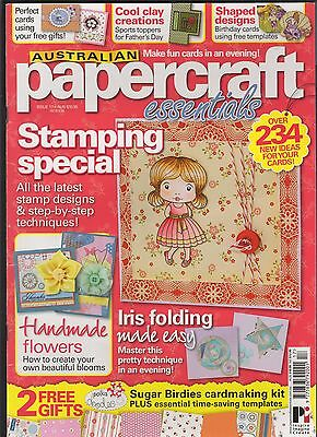 'Papercraft Essentials' Issue 17 - Australian Edition (July 2011)