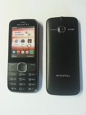 Alcatel OT-2005D in Black Handy DUMMY Attrappe - NEU - Requisit, Deko, Modell