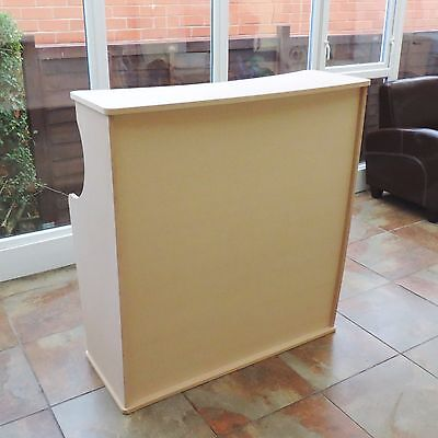 Trade show reception desk - Fast free delivery -Shop / salon sales counter stand