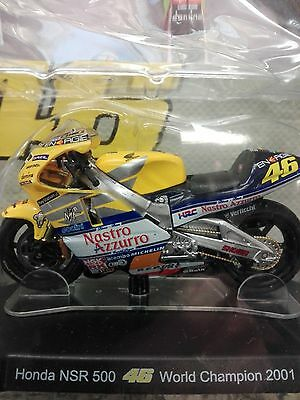 Valentino Rossi Collection Honda Nsr 500  (2001) Scala 1:18