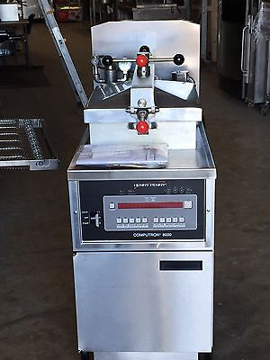 Henny Penny - 8000 Chicken Pressure Fryer ( ORIGINAL ) FREE UK Delivery