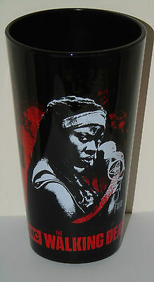 The Walking Dead Michonne Drinking Pint Glass Brand New Never Been Used