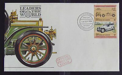 First Day Covers. 3 Transport Related Items