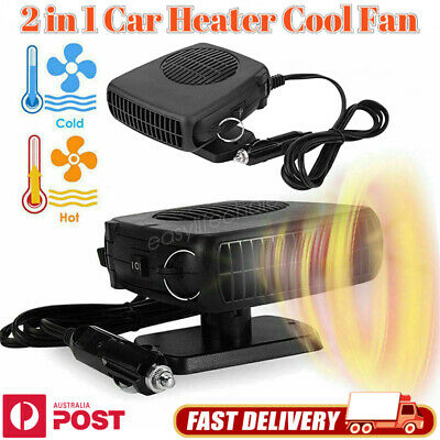 12V/200W Car Heateing Cool Fan Defroster Demister for Vehicle