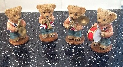 Teddy Bear  Quartet