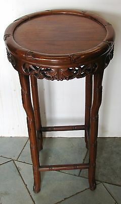 Antique  Rosewood type Chinese incense table , possibly 1930's or older