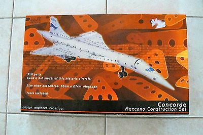Concorde Model by Meccano for M & S