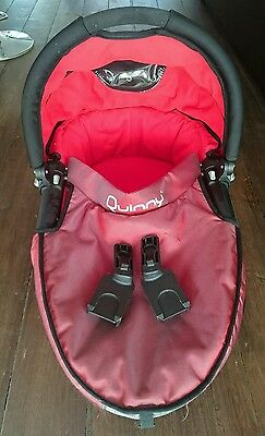 QUINNY DREAMI CARRYCOT red