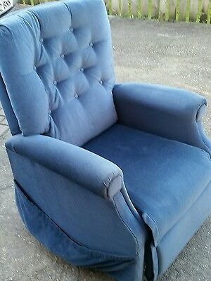 Recline and rise Electric Chair