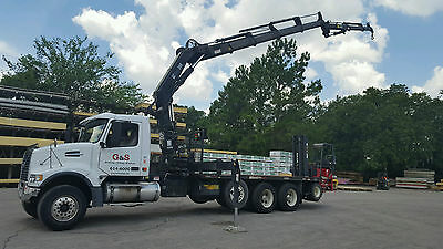 2006 Volvo Knuckle Boom H300