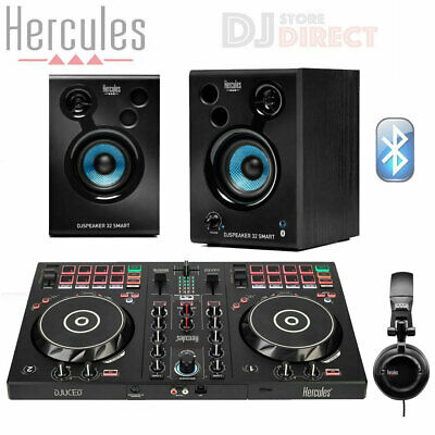 NUMARK MIXTRACK PRO 3 - 2 Channel USB DJ Mixing Controller Serato + HEADPHONES