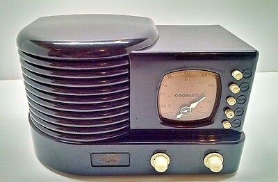 Crosley Cr-1 Collector's Limited Edition Radio Cassette Tape Player No. 4815