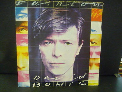 """DAVID BOWIE """" FASHION  """"  EX+ COND.IN Or.PIC SL."""