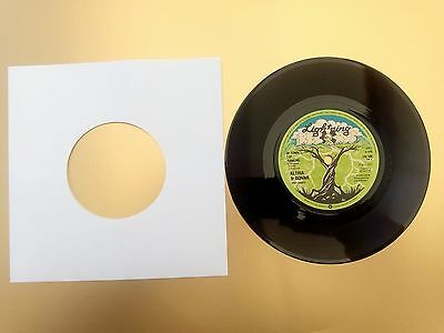 """** 7"""" Single. Lightning Records. Uptown Top Ranking & Calico Suit. 1977 .45Rpm**"""