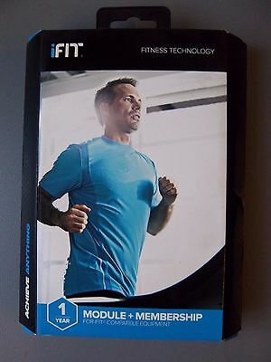 iFit Live WiFi Module 2015 Fitness Accessory For Exercise Equipment