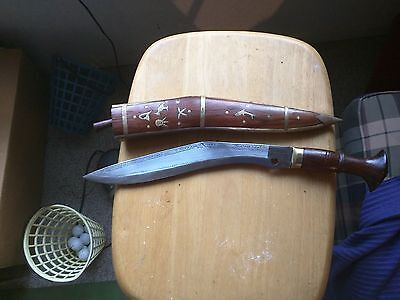 Antique Kukri fighting dagger