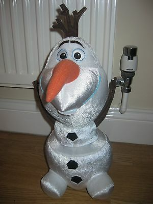 Disney Frozen 42cm Olaf - Talks and Shivers - In Excellent Working Condition