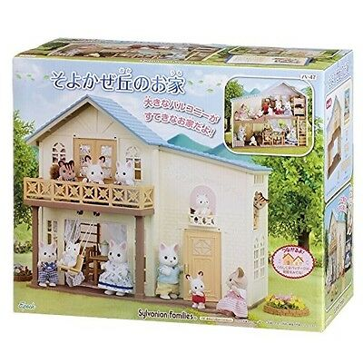 NEW Epoch Sylvanian Families House of breeze hill Ha-47