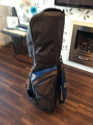 Ping Golf Trolley Bag Blue and Black