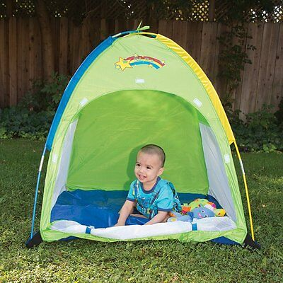Baby Ste Deluxe Lil Nursery 36 x 36 x 36 Green Tent