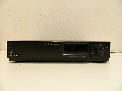 Sony Slv-330 Videoregistratore Video Cassette Recorder Vhs #b632