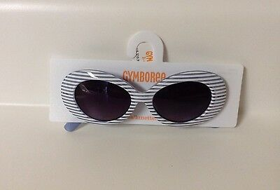 Gymboree Striped Sunglasses Size 2-4.