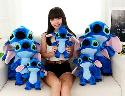 Children Cute Lilo Stich Toy Stuffed Animals Soft Plush Toys Figure Sweet Gift