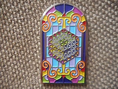 """Rare """"StS9 Stained Glass"""" Pin FREE SHIPPING (Heady Trippy Band 420 710 Hat Pins)"""