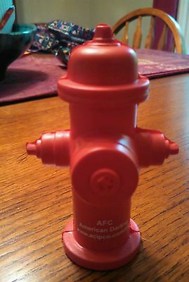 Promotional fire hydrant