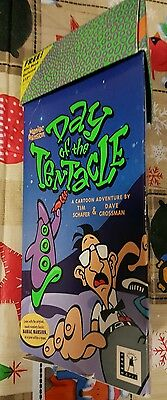 Maniac Mansion Day of the Tentacle Triangle collects box complete