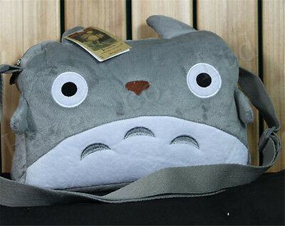 Cartoon Kids Tonari no Totoro Plush Single Shoulder Bags Backpack